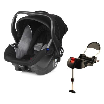 Brio Primo Babyskydd inkl. bilbas Black/Grey